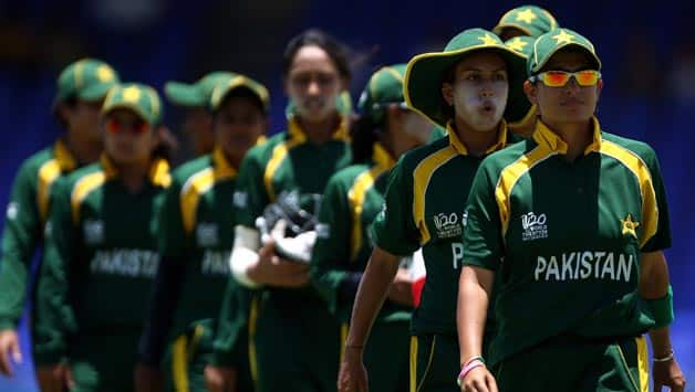 ICC Women's World Cup 2013: Pakistan arrive in Odisha amidst tight security