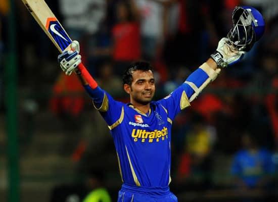 RCB vs RR, IPL 2012, (Apr 15, 2012)