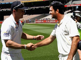 ECB, BCCI jointly announce England's victory