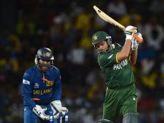 ICC World T20 2012: Pakistan's ouster triggers 'Shahid Afridi retirement' calls
