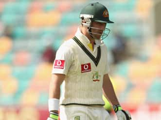 Hughes may be sent back to first class cricket to find form