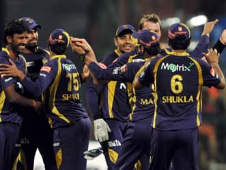 IPL 2012: No embargo on players talking to media, says KKR management