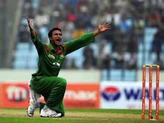 Saddam's boy leads Bangladesh charge