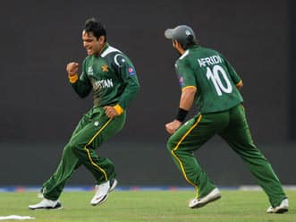 ICC World T20 2012: Mohammad Hafeez proud of Pakistan despite semi final loss