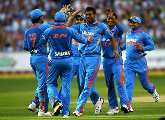 Australia vs India, 2nd Twenty20, MCG (Feb 3, 2012)