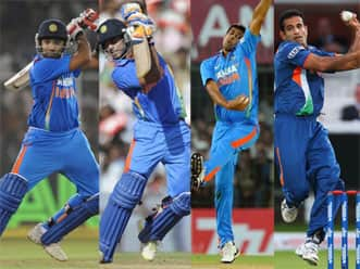 Rohit Sharma, Manoj Tiwary & Rahul Sharma emerge as major gains
