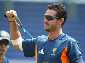Shaun Tait opines having all-pace attack for Perth Test is a bad idea