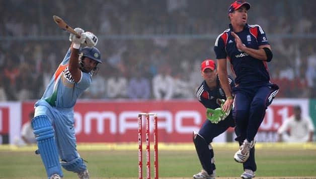 Yuvraj Singh is Kevin Pietersen's most feared opponent