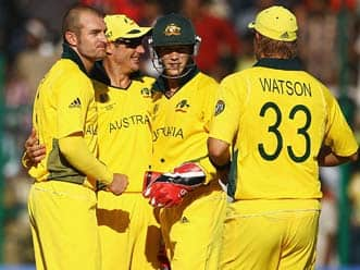 World Cup warm-ups: Australia look to redeem themselves against South Africa