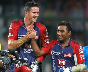 IPL 2012: Team has been boosted by the return of Kevin Pietersen and Jayawardene, says Sehwag