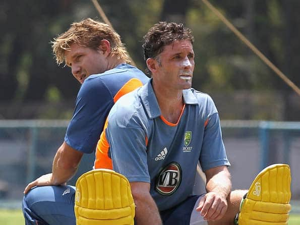Shane Watson, Michael Hussey would be Australia's trump cards against Windies