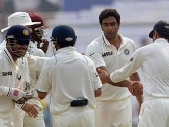 R Ashwin wrecks West Indies with six-wicket haul