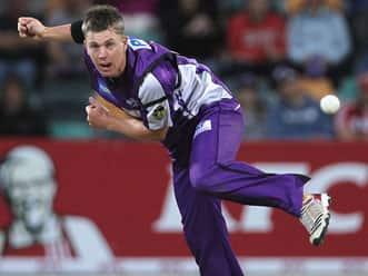 Xavier Doherty shines in Hobart Hurricanes win