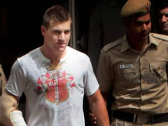 IPL 2012: Royal Challengers Bangalore player Luke Pomersbach to appear in Delhi Court