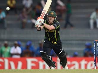 ICC World T20 2012: Shane Watson, David Warner lead strong Australian reply