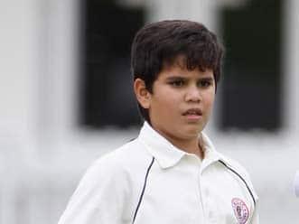 Arjun Tendulkar included in Mumbai's U-14 probables list