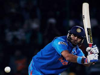 Yuvraj confident of good show against England