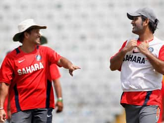 It is a huge complement for Dhoni to be hailed by Tendulkar.