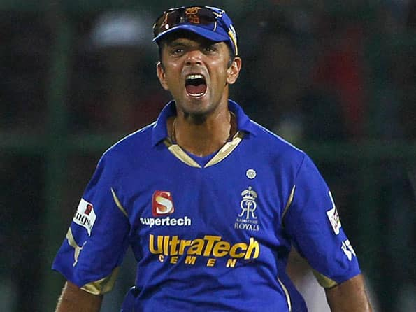 Dravid's ability to handle pressure should help Rajasthan overcome KKR