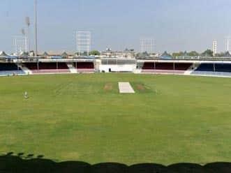 BCCI joint secretary visits District Sports Association Stadium in Silchar