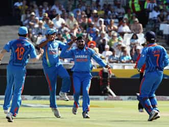 Chinks in the Indian team's armour
