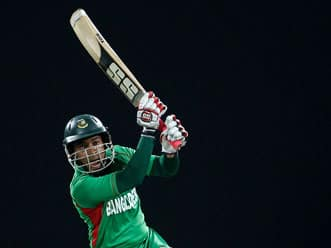 ICC World T20 2012: Mushfiqur Rahim defends Bangladesh after crushing loss to Pakistan