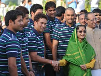 Indian President lauds Gary Kirsten's role in 2011 World Cup victory