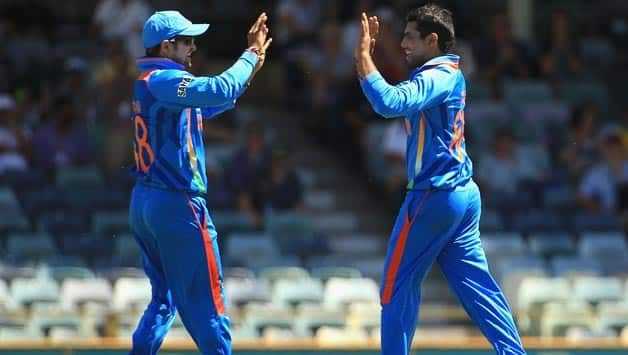 Suresh Raina and Ravindra Jadeja in on-field spat