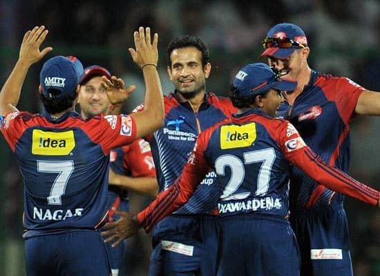 DD vs MI, IPL 2012, (Apr 27, 2012)
