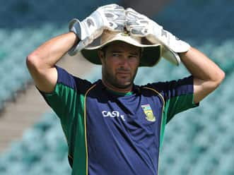 Mark Boucher set to retire after England tour