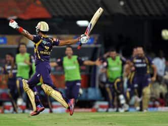 IPL 2012: Mamata Banerjee congratulates Kolkata Knight Riders for win over Chennai