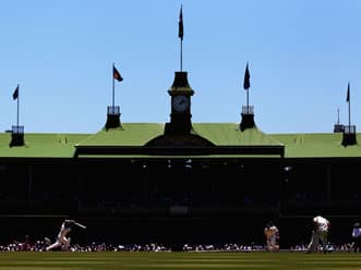 SCG to get a facelift ahead of 2014 Ashes series
