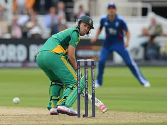 ICC T20 World Cup 2012: AB de Villiers positive ahead of T20 event