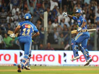 IPL 2012: Dwayne Smith knew he could win the match for Mumbai
