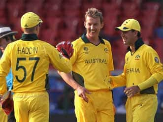 Brett Lee lied to teammates about his duet with Asha Bhonsle
