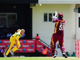 Resurgent Windies in sight of unexpected series victory against Australia