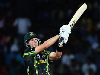 Shane Watson ruled out of first Test against South Africa