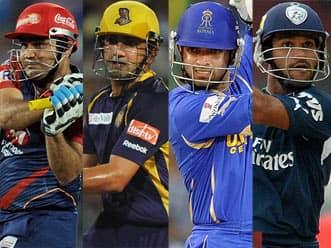 Openers Sehwag, Gambhir, Rahane & Dhawan's form augurs well for Team India