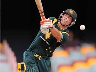 Australian innings highlights: Australia vs Sri Lanka CB Series first final at Brisbane