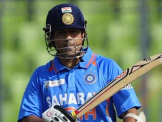Sachin Tendulkar gets his 100th ton – finally!