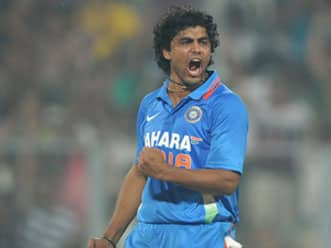 Jadeja-powered win should help energetic India's morale going into the tri-series