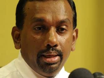 Sri Lanka sports minister blames team politics for poor performance