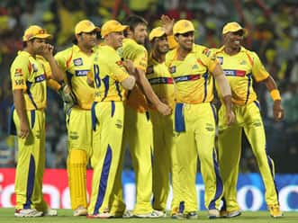 Chennai Super Kings win toss, opt to bowl against Kolkata Knight Riders in IPL 2012 clash