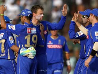 All-rounder Botha wins it for Rajasthan