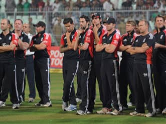 What went wrong for the English team in India