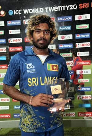 ICC World T20 2012 stats review: Sri Lanka vs England