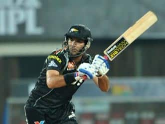 Pune captain Yuvraj is happy with the momentum