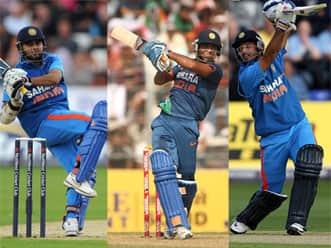 Parthiv, Jadeja & Rahane emerge as gains