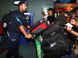 Five Indian cricketers to reach England early