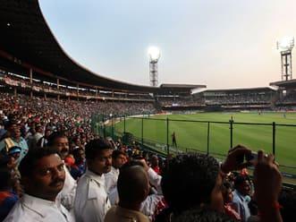 TNCA President's XI score 369 against Orissa
